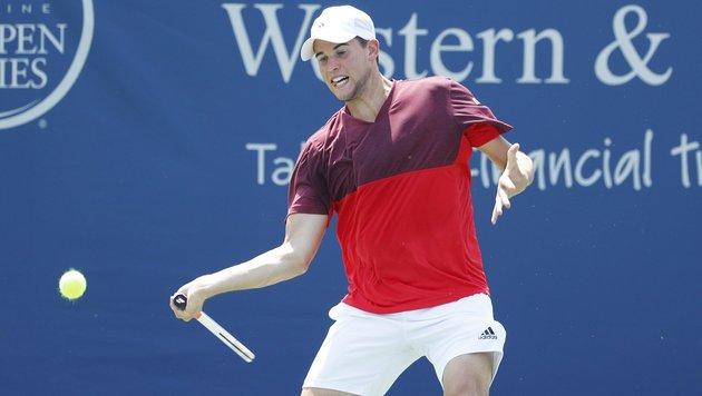 Thiem bei US Open zum Auftakt gegen Australier (Bild: 2016 Getty Images)