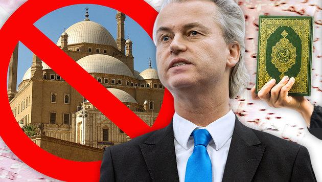 """Wilders will Niederlande """"ent-islamisieren"""" (Bild: thinkstockphotos.de, APA/AFP/Koen van Weel)"""