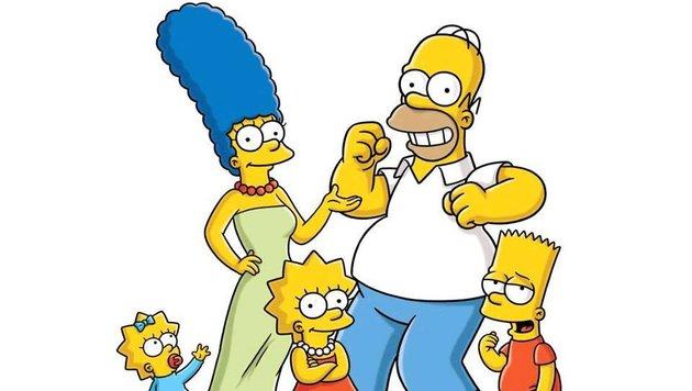 """""""Die Simpsons"""" (Bild: Fox)"""