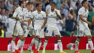 Kroos bewahrt Real Madrid vor Heim-Entt�uschung! (Bild: Associated Press)