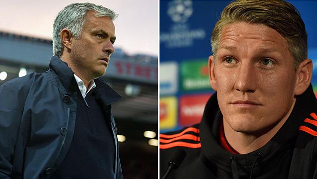 "Mourinho: ""Dachte, die Bayern holen Schweini ab"" (Bild: APA/AFP/PAUL ELLIS, AP)"
