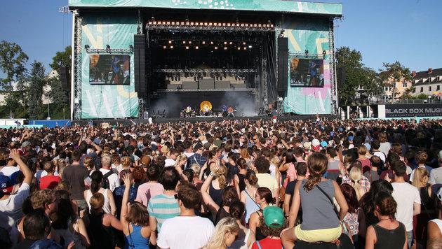 2015 war das Nuke Festival in Graz noch ein voller Erfolg (Bild: Jürgen Radspieler)