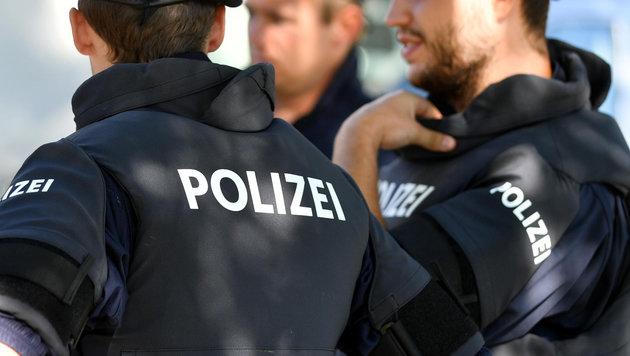 Verdächtiger Koffer sorgte für Großeinsatz in Wien (Bild: APA/BARBARA GINDL (Symbolbild))