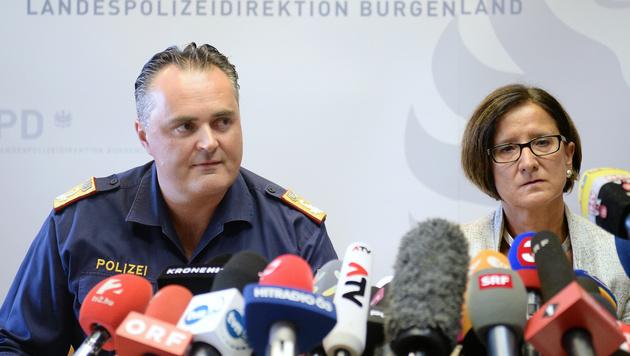 Hans Peter Doskozil und Ex-Innenministerin Johanna Mikl-Leitner (Bild: APA/ROLAND SCHLAGER)