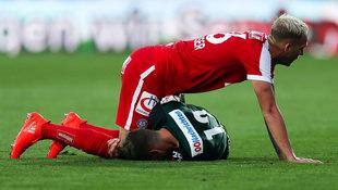 Austria kommt bei Ried nicht �ber 1:1 hinaus! (Bild: APA/EXPA/ROLAND HACKL)