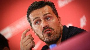 Garcia sieht RB Salzburg nur mehr als Liefering A! (Bild: GEPA)