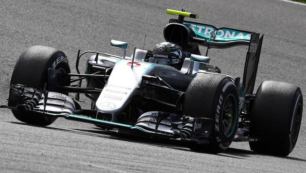 Rosberg gewinnt ++ Hamilton stürmt auf Platz 3! (Bild: Associated Press)
