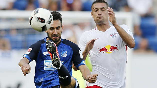 Sabitzer rettet RB Leipzig Remis beim Liga-Deb�t (Bild: Associated Press)