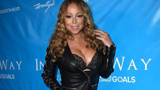 Mariah Carey (Bild: Jordan Strauss/Invision/AP)