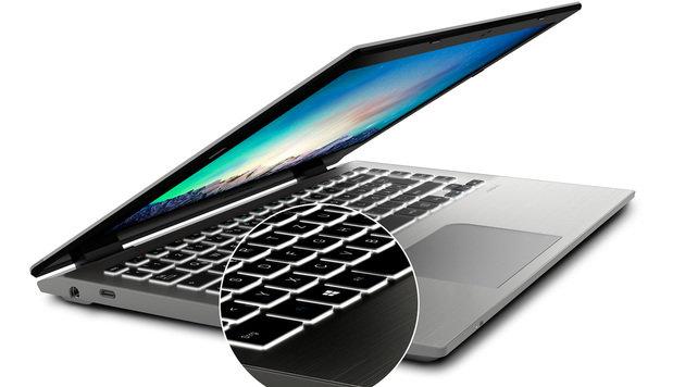 Medion bringt Alu-Laptop mit neuesten Intel-Chips (Bild: Medion)