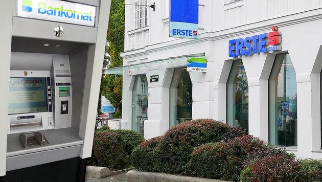 "Bankomat in Wien ""schluckt"" 4300 Euro (Bild: Gerhard Bartel, Uta Rojsek - Wiedergut)"