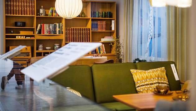 Fernsehen bald vielleicht auf smarten Fenstern (Bild: APA/AFP/TT NEWS AGENCY/EMIL LANGVAD)