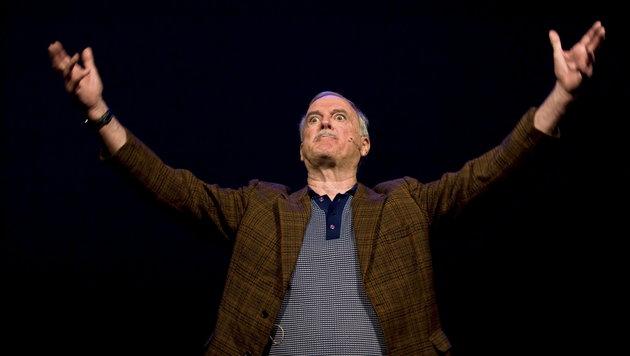John Cleese (Bild: SIGURDSON, BJORN / AFP / picturedesk.com)