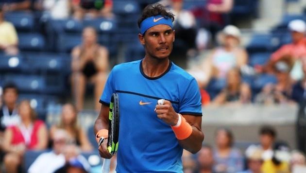 Djokovic mit Mühe in 2. US-Open-Runde eingezogen (Bild: Getty Images)