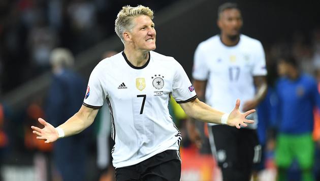 Bastian Schweinsteiger: Abschied vom Nationalteam (Bild: GEPA)