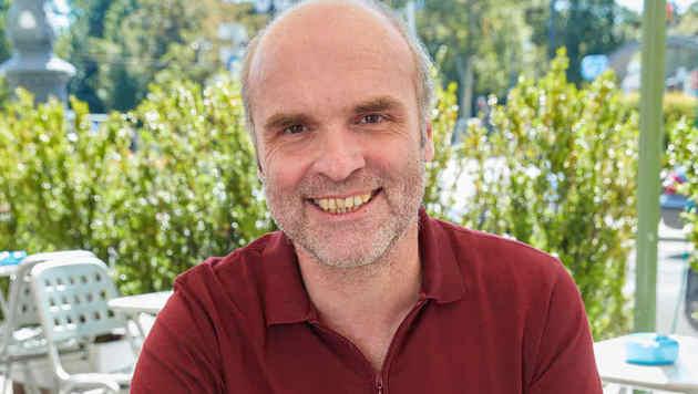 Michael Palm ist mit einer Dokumentation in Venedig. (Bild: Starpix/Alexander TUMA)