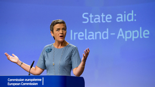 Warum Apple Milliarden in Irland nachzahlen soll (Bild: AP)
