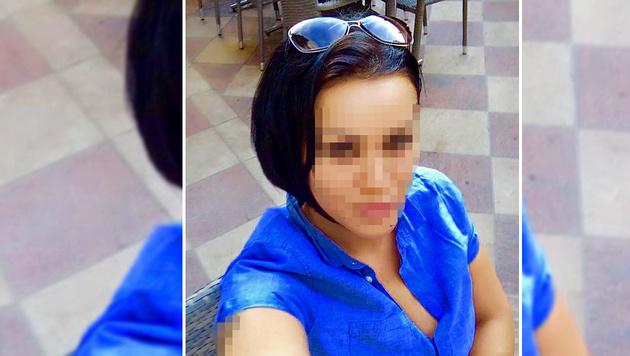 Im Gesicht trug die bildhübsche Rumänin schwere Verletzungen davon. (Bild: Privat)