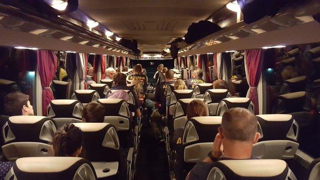 18 Personen wurden am Mittwoch nach Polen abgeschoben. (Bild: BMI)