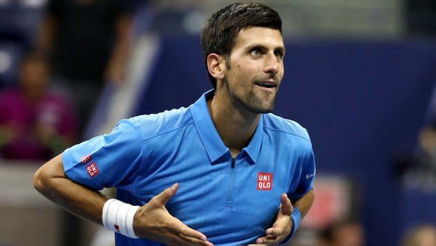 Djokovic kampflos in dritter US-Open-Runde (Bild: 2016 Getty Images)