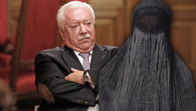 """Häupl: """"In meinem Heimatbezirk, in Ottakring, hab ich noch keine Burka gesehen."""" (Bild: Reinhard Holl, thinkstockphotos.de)"""