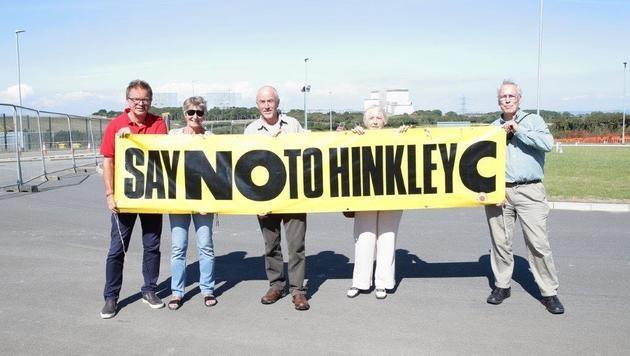 Hinter den Kulissen von Hinkley Point (Bild: Sabrina Lidl)