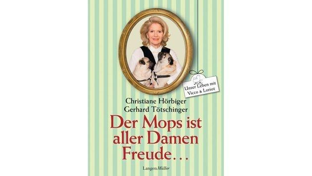 Christiane Hörbiger liest am 19. September in der Tribüne Wien aus ihrem & Tötschingers Buch. (Bild: Langenmüller)