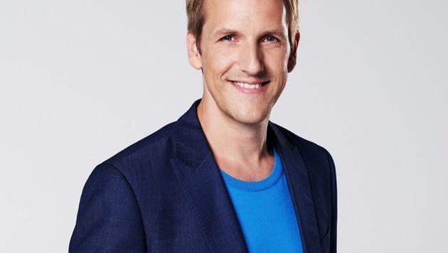 Moderator Jan Hahn (Bild: RTL)