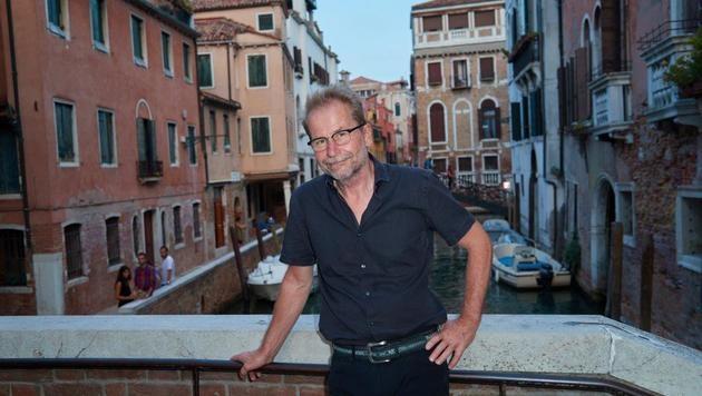 "Seidl in Venedig mit Aufregerfilm ""Safari"" (Bild: Alexander Tuma)"