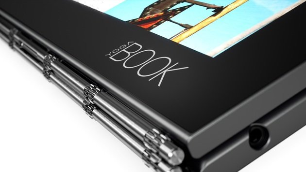 Lenovo Yoga Book: Der Hightech-Notizblock im Test (Bild: Lenovo)