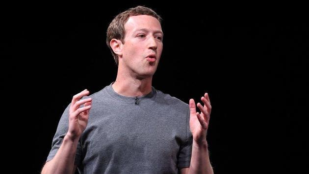 Herber R�ckschlag f�r Mark Zuckerberg und sein Internet f�r entlegene Regionen der Welt (Bild: APA/AFP/LLUIS GENE)