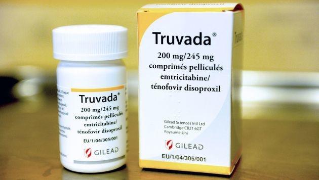 EU l�sst Medikament zur HIV-Prophylaxe zu (Bild: APA/AFP/DENIS CHARLET)