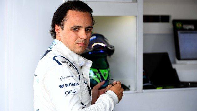 Felipe Massa beendet seine Formel-1-Karriere (Bild: AFP)