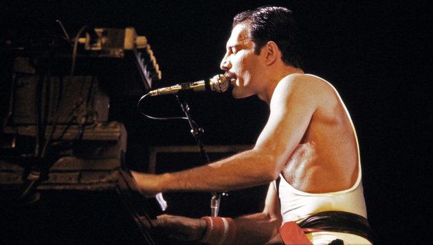 Freddie Mercury: Der Bote der Götter wäre 70 (Bild: JEAN-CLAUDE COUTAUSSE/AFP)