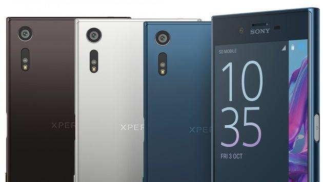 Sony enthüllt Smartphone-Flaggschiff Xperia XZ (Bild: Sony)