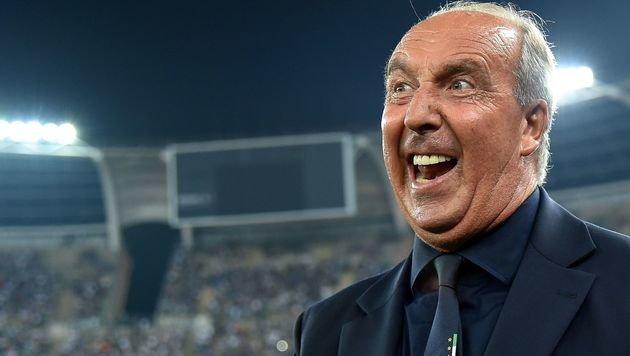 Italiens neuer Teamchef Giampiero Ventura (Bild: AFP)