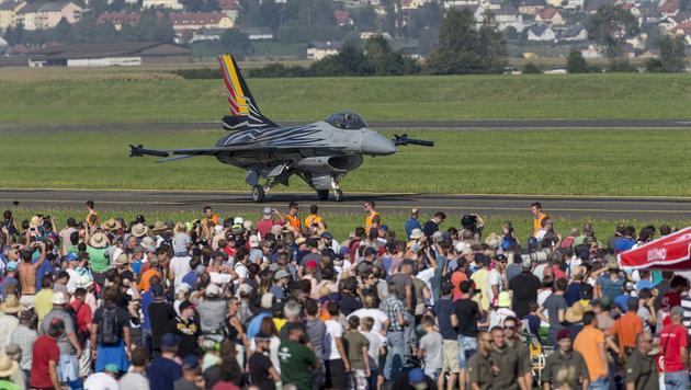 Das sind die besten Bilder der Airpower16 (Bild: APA/Erwin Scheriau)