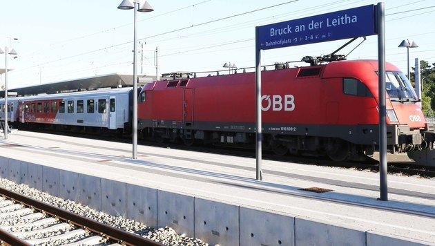 19-J�hrige erfand Vergewaltigung nach Zugfahrt (Bild: Reinhard Judt)