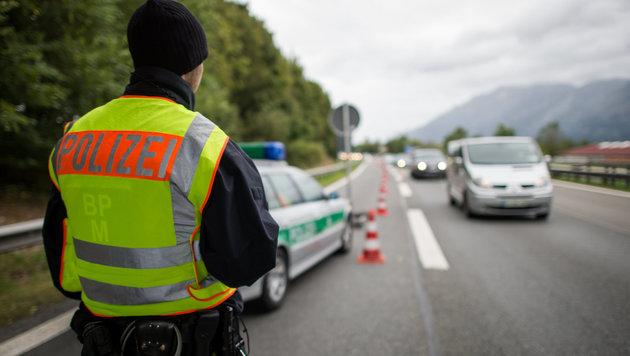 Sextäter wollte Mädchen (12) entführen - verhaftet (Bild: APA/dpa/Matthias Balk)