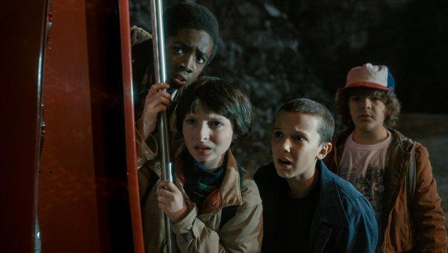 """""""Stranger Things"""" (Bild: Netflix)"""