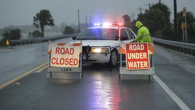 "Hurrikan ""Hermine"" fegte �ber Florida hinweg (Bild: ASSOCIATED PRESS)"