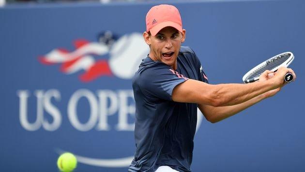 Blitz-Sieg! Thiem bei US Open schon in Runde 3 (Bild: AFP)