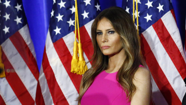 Melania Trump (Bild: APA/AFP/KENA BETANCUR)