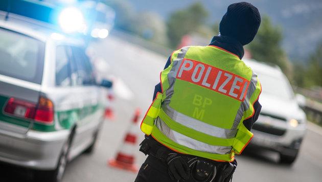 Sextäter wollte Mädchen (12) entführen - verhaftet (Bild: APA/dpa/Matthias Balk (Symbolbild))