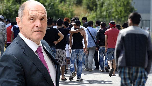 Innenminister Wolfgang Sobotka (Bild: APA/ROLAND SCHLAGER, APA/HELMUT FOHRINGER)
