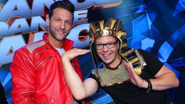Köche Alexander Kumptner und Mario Kotaska (Bild: RTL/Stefan Gregorowius)