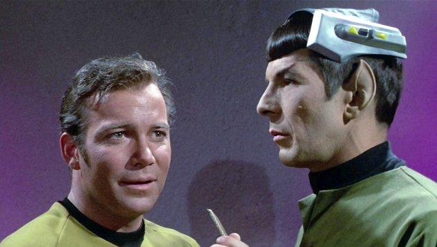 """Berühmt als eine der schlechtesten Folgen """"Raumschiff Enterprise"""": """"Spocks Gehirn"""". (Bild: CBS Photo Archive)"""