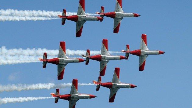 Das sind die besten Bilder der Airpower16 (Bild: Jürgen Radspieler)