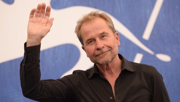 Ulrich Seidl bei den Filmfestspielen in Venedig (Bild: APA/AFP/FILIPPO MONTEFORTE)