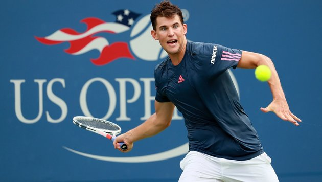 Thiem: Deshalb hat er bei den US Open aufgegeben! (Bild: APA/AFP/GETTY IMAGES/Michael Reaves)